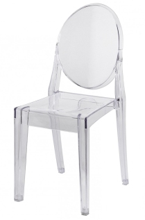 Victoria Ghost Chair - Town & Country Event Rentals