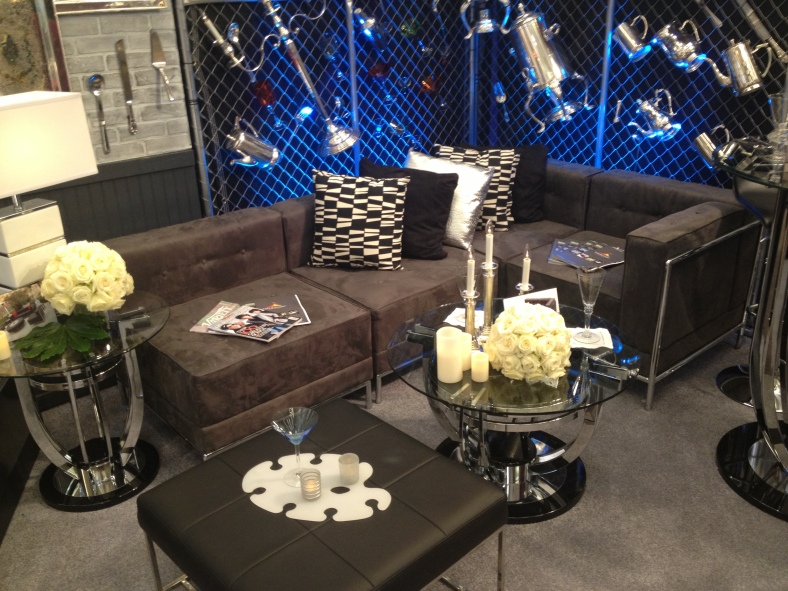 Charcoal Metro Furniture - Town & Country Event Rentals
