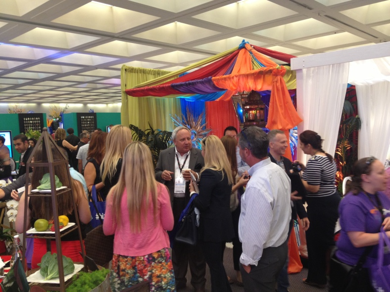 BizBash Booth - Town & Country Event Rentals