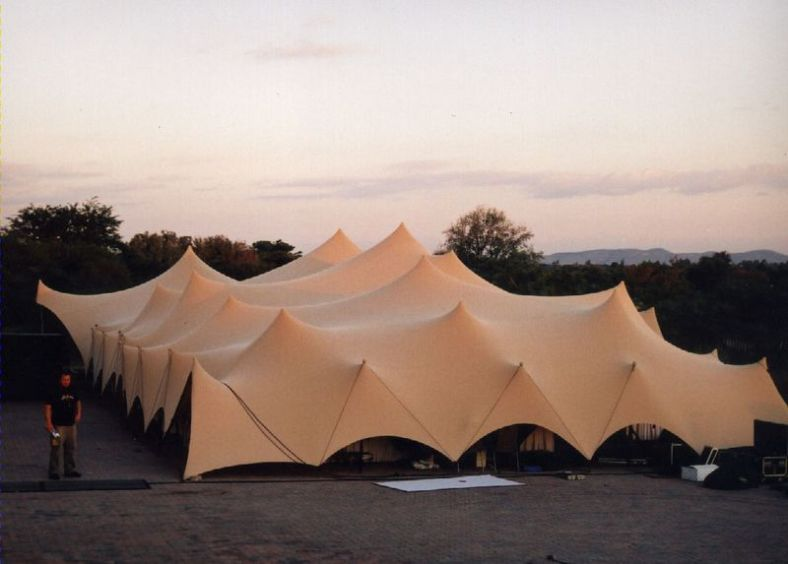 Freeform Tent - Town & Country Event Rentals