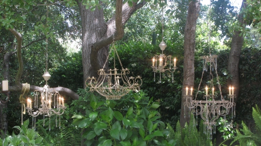 Town & Country Event Rentals - Vintage Chandeliers