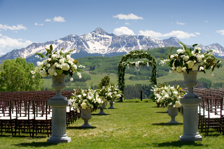 Our Favorite Event Scenes: Outdoor Summer Wedding Edition ...